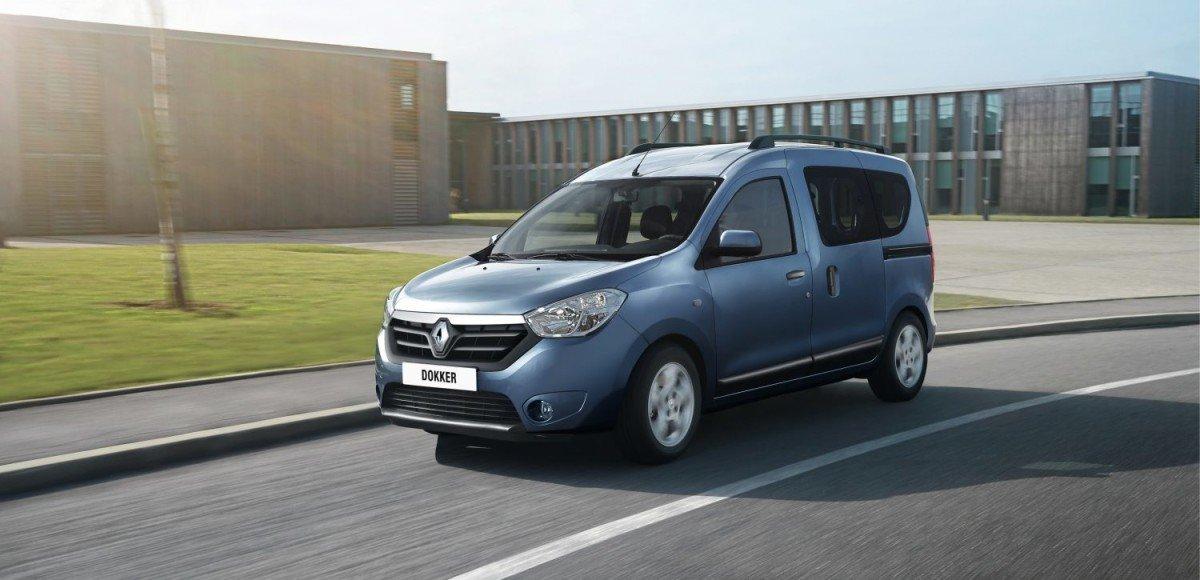 Renault Dokker приедет в Россию в этом году