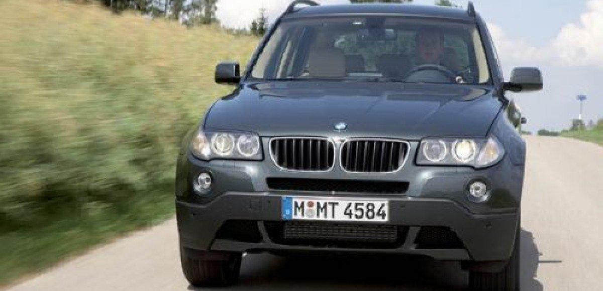 BMW представляет в России BMW X3 Limited Edition отечественной сборки
