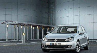 Volkswagen Golf VI. Бей первым, Golf