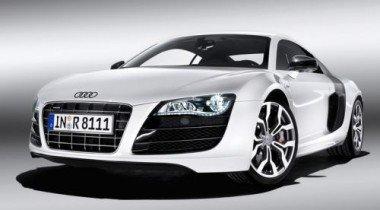Audi R8 5.2 FSI quattro. Захватывающий дух