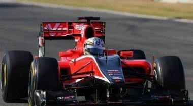 Marussia-Virgin будет выступать в Формуле-1 под российским флагом!