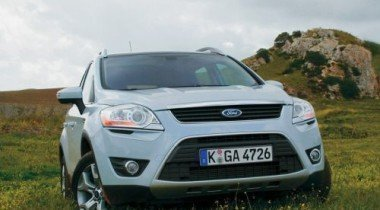Ford сделает купе из кроссовера Kuga