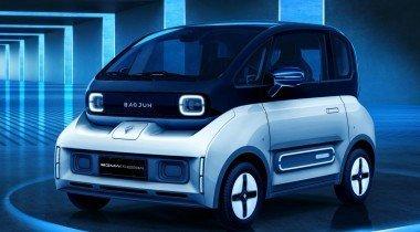 General Motors сделал новый электромобиль только для Китая