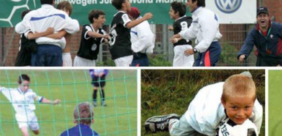 «Фольксваген Центр Пулково» поддерживает юношеский футбол