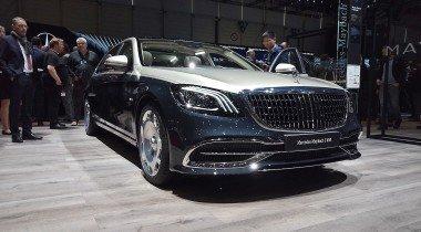 Mercedes-Maybach S-class стал больше похож на настоящий «Майбах»