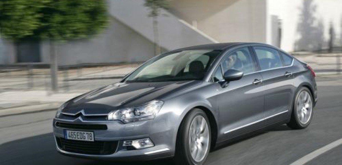 Журнал Auto Motor und Sport назвал Citroen C5 лучшим иностранным автомобилем