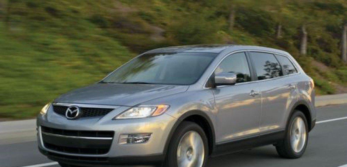 Mazda CX-9. Анализ ДНК