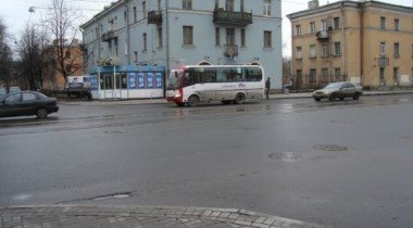 Мэра Петразоводска снова оштрафовали за плохие дороги