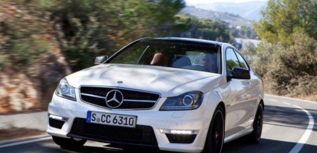 В тюнинг-ателье AMG взялись за Mercedes-Benz C63 Coupe