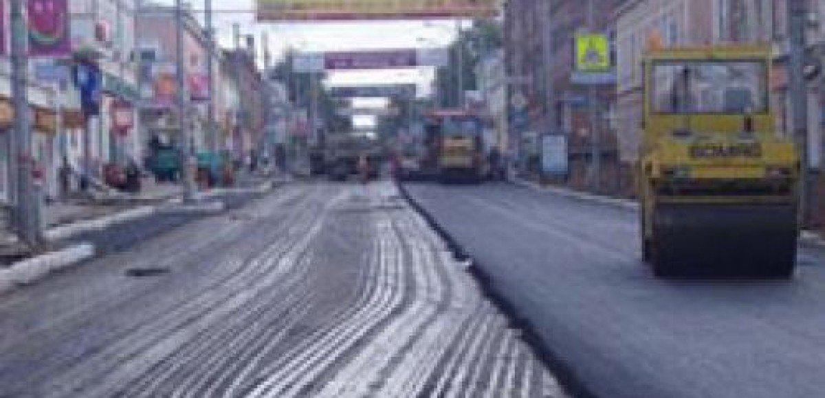 В Великом Новгороде на капитальный ремонт закрывается Октябрьская улица