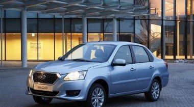 Datsun on-DO встанет на конвейер в середине июля