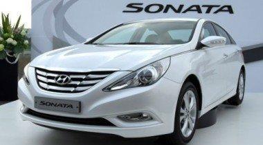Hyundai представила в Корее новую Sonata
