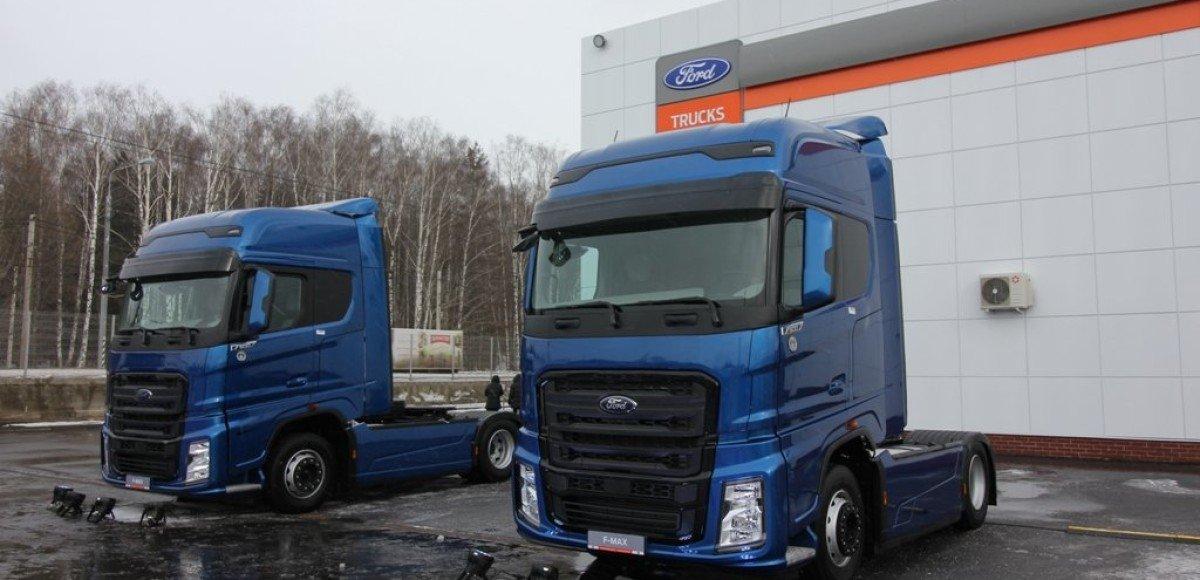 Ford Trucks наращивает активы в России