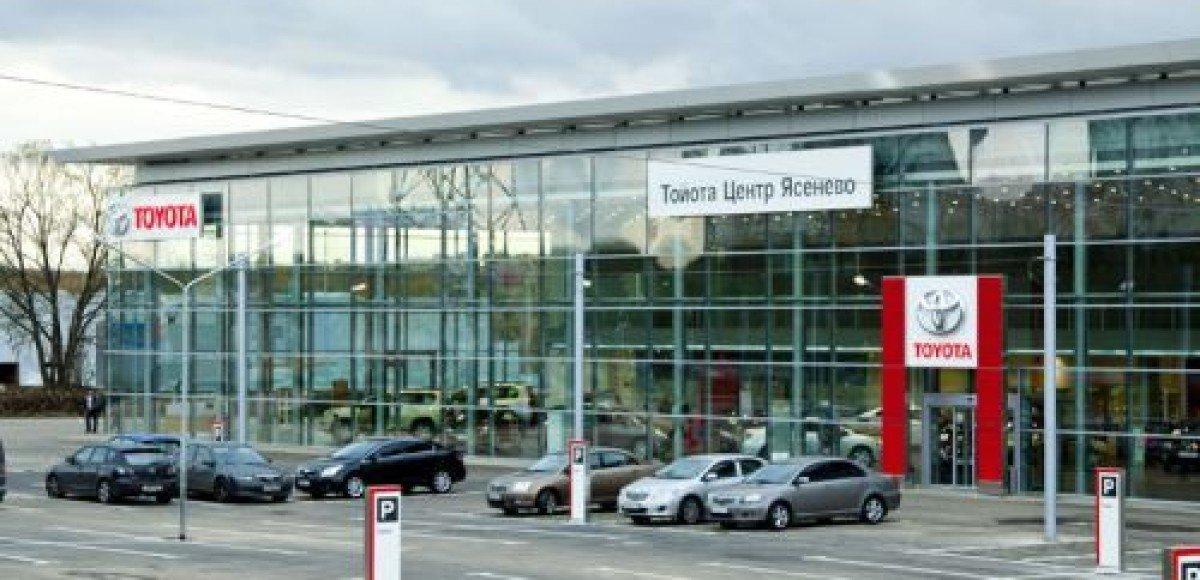 Toyota в «РОЛЬФ»: новый бренд – новые возможности!