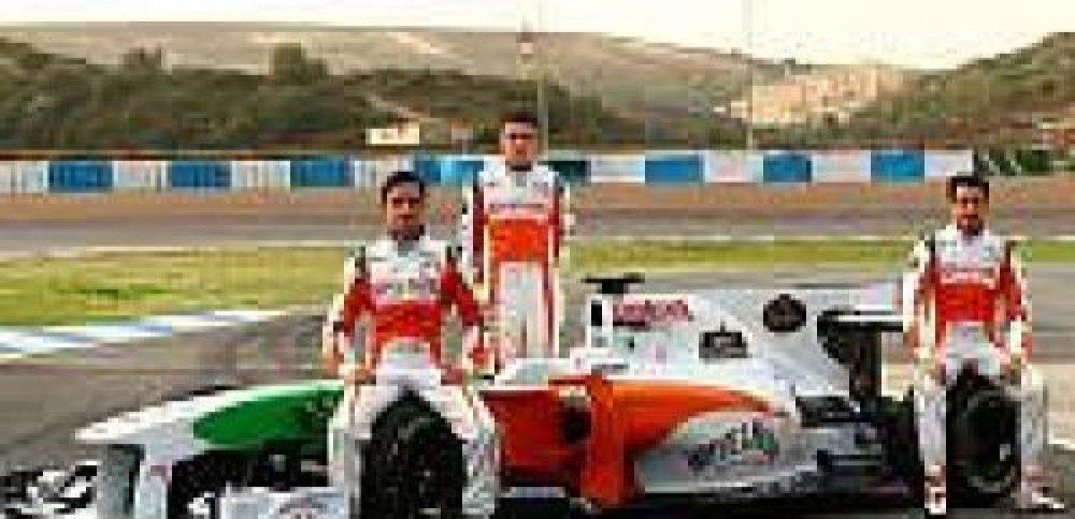 Force India хочет в новом сезоне регулярно быть в топ 10