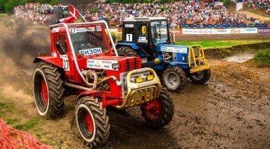 Гонки на тракторах пройдут 2 июня