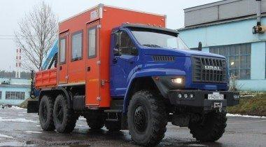 «Мострансавто» испытает грузопассажирский «Урал NEXT»