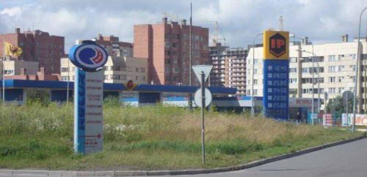 Неизвестные ограбили АЗС в Москве