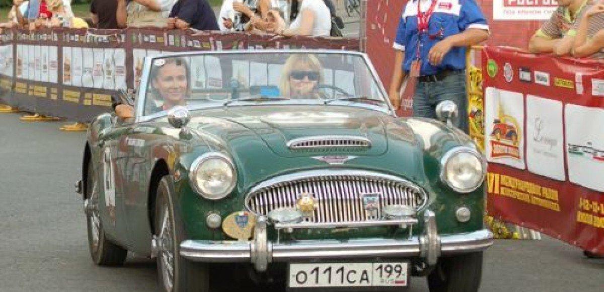 «Золотое Кольцо 2010». Новые старые автомобили