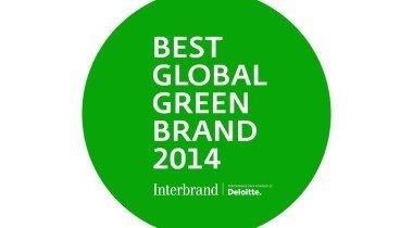 Ford признан самым экологичным брендом в мире