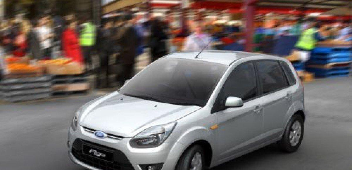 Ford показал «фигу»