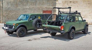 ВАЗ и его «спецназ»: автомобили LADA специального назначения