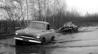 ГАЗ-М73: купе для деревни