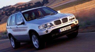 Mercedes-Benz ML 320, BMW X5 3.0i. Отличное – враг хорошего