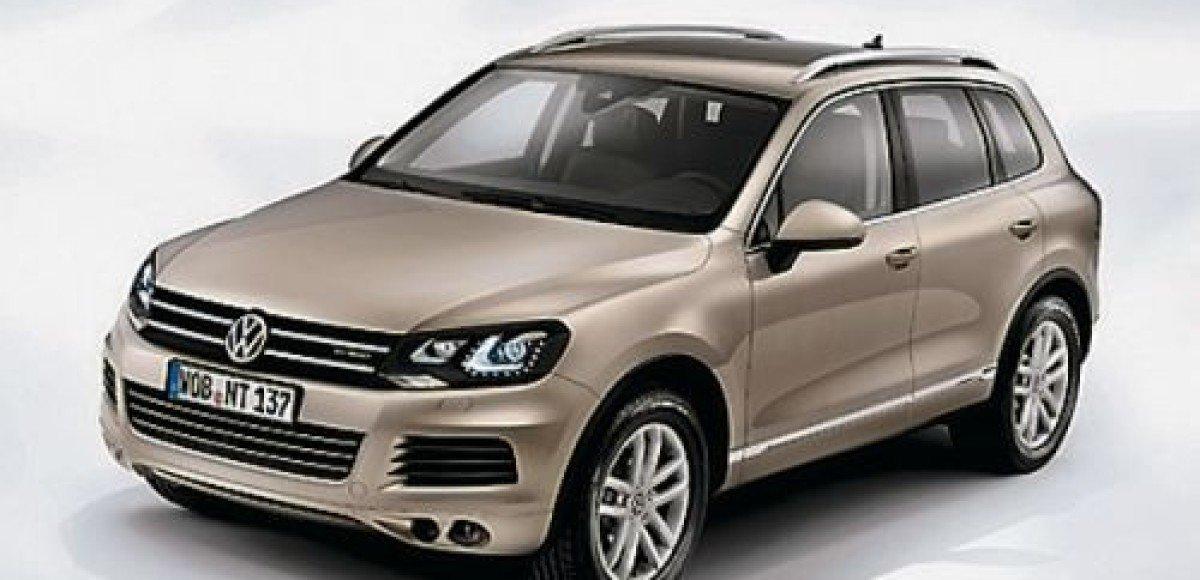 Volkswagen Touareg Limited Edition — оно того стоит
