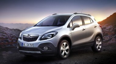 В России у Opel Mokka появился дизельный двигатель