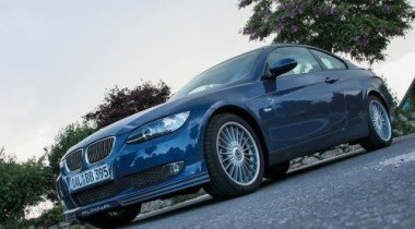 BMW Alpina B3 Allrad. Ведущие вместе