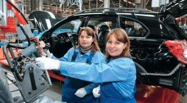Компания General Motors завершила сделку по выкупу земельного участка под Санкт-Петербургом