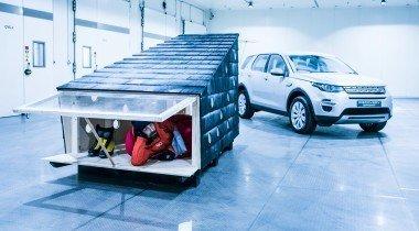 «Зимняя капсула»: разборный микро-дом для Land Rover