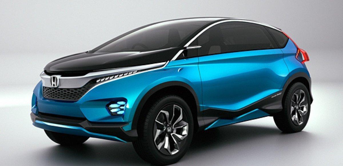 Honda представила новый концепт Vision XS-1 в Дели
