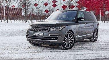 Range Rover SV Autobiography. Сквозь призму времени