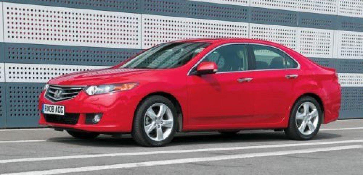 Honda Accord. Венский вальс