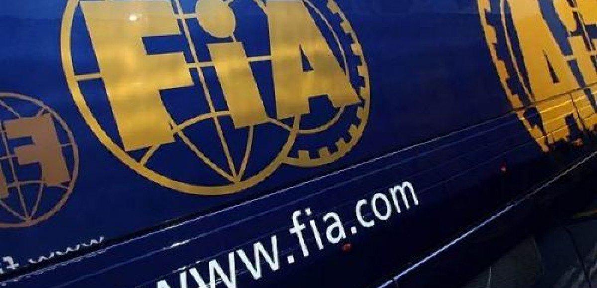 FIA объявляет тендер на поставку стандартных двигателей