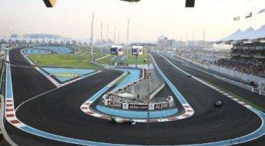 Абу-Даби: Молодые пилоты продолжают тестировать болиды
