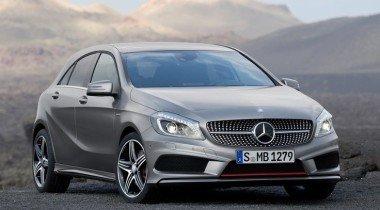 Радикальное перевоплощение Mercedes A-Klasse