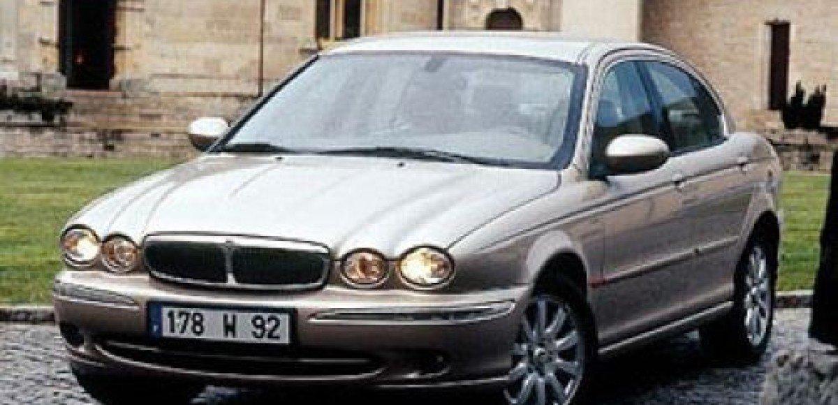 Jaguar X-Type. Икс-миссионер