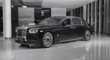 В Москву привезли космический Rolls-Royce