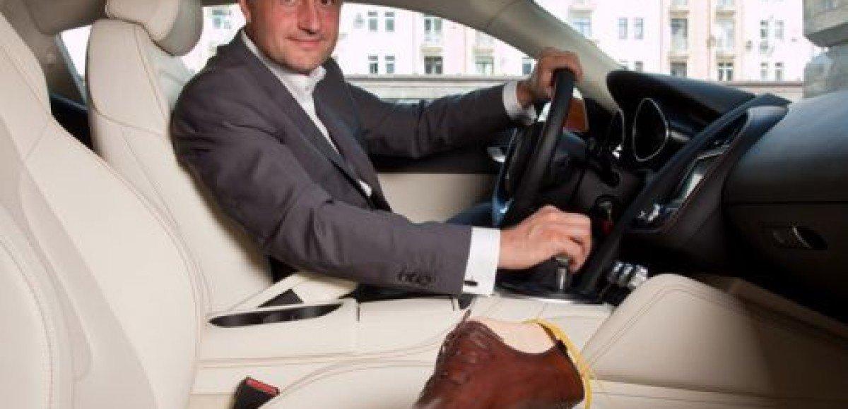 Audi exclusive и Mario Herzog представляют: салон по вкусу, обувь по размеру
