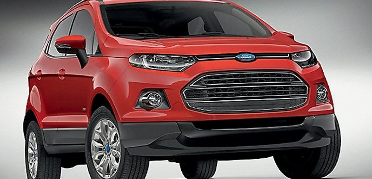 Ford EcoSport. По секрету всему свету