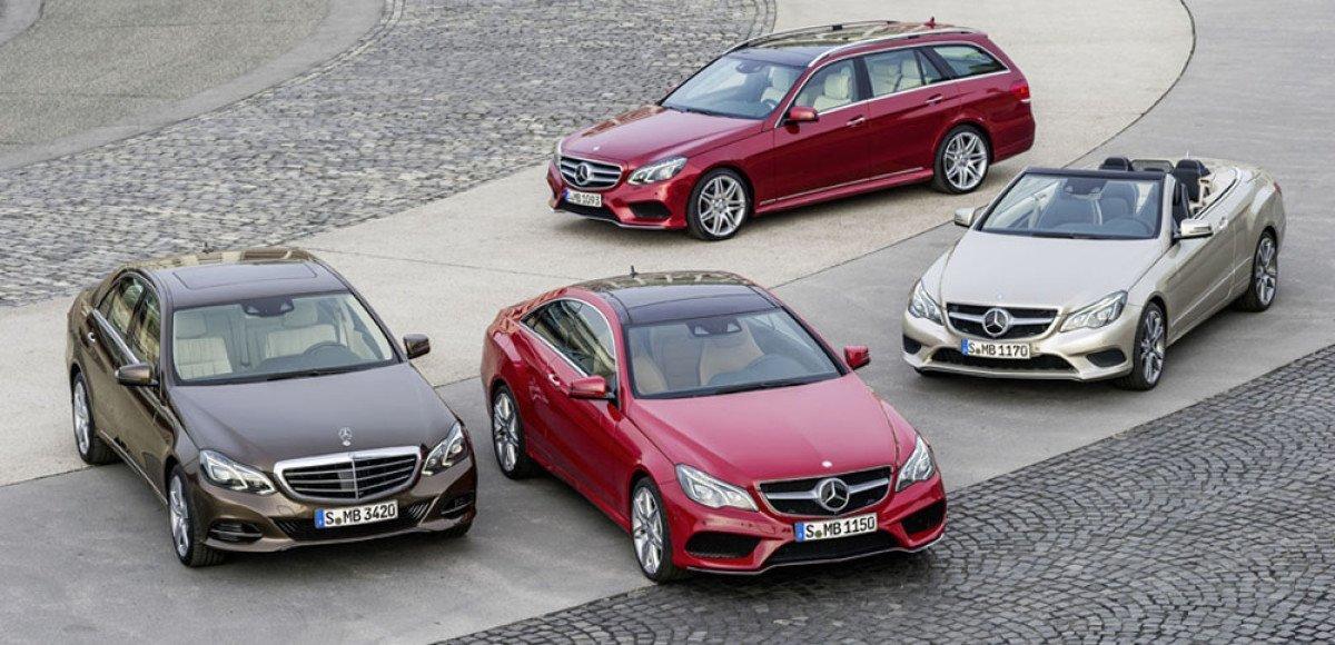 Mercedes-Benz Е-class. Е-моё