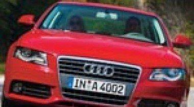 Audi опубликовала модельный ряд до 2012 года