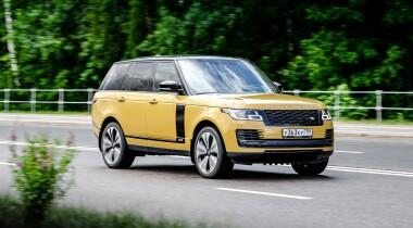 «Просто распирает от удовольствия за рулем»: мнение трёх водителей о Range Rover Fifty