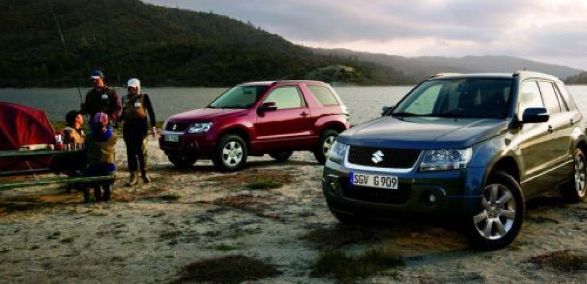 «Автомир», Москва. GRANDиозное снижение цены на Suzuki Grand Vitara