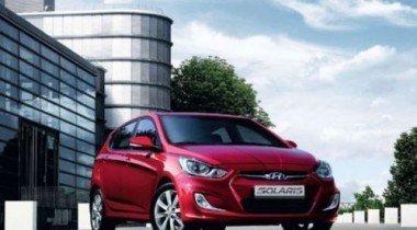 Продажи Hyundai Solaris достигли очередной рекордной отметки
