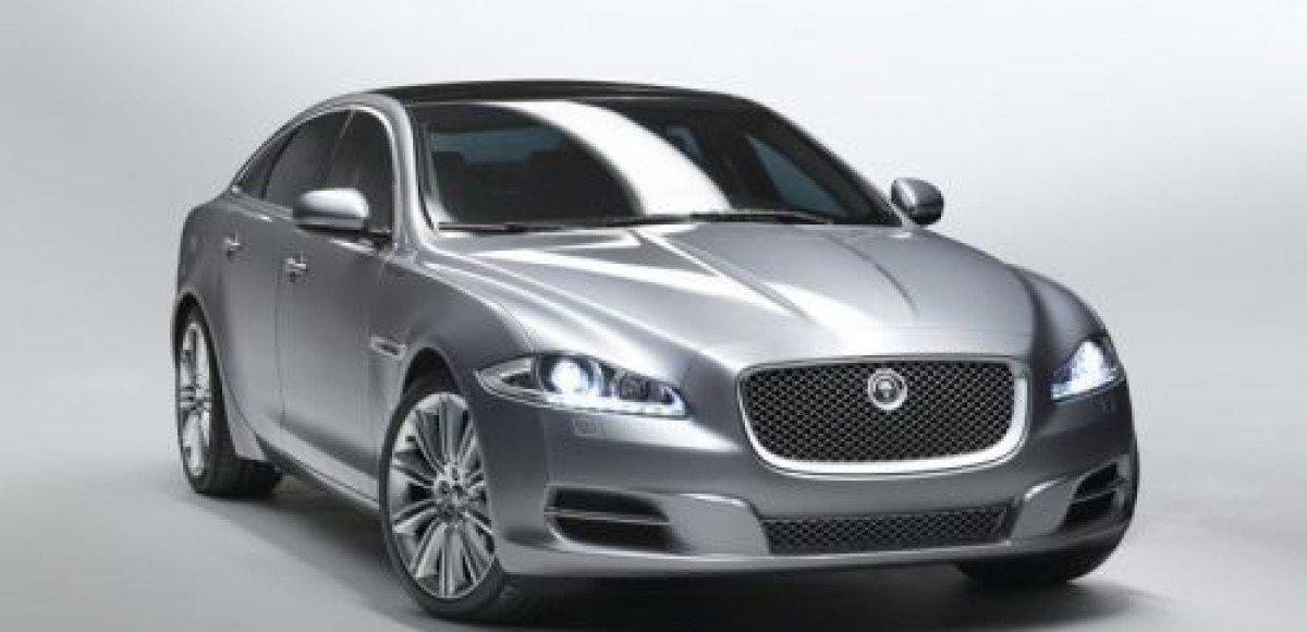 В «Независимости» стартовал прием заказов на Jaguar XJ New