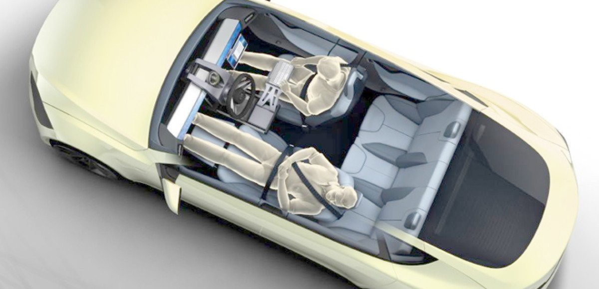 Rinspeed представят самоуправляемый автомобиль